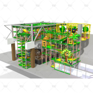 Attractive Indoor Playground