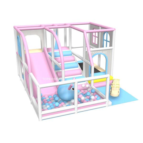 Business Used Playground