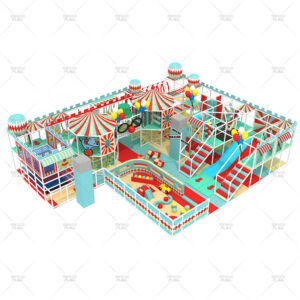 Circus Theme Series Playground