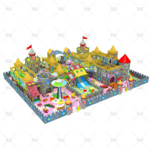 Custom Castle Theme Playground