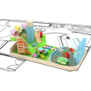 Custom Indoor Toddler Playground