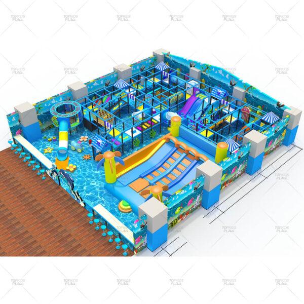 Ocean Themed Playground