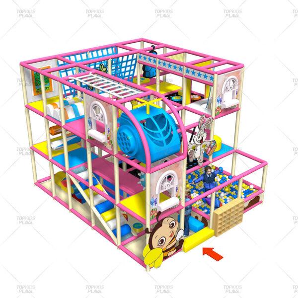 Plastic Toys Playground