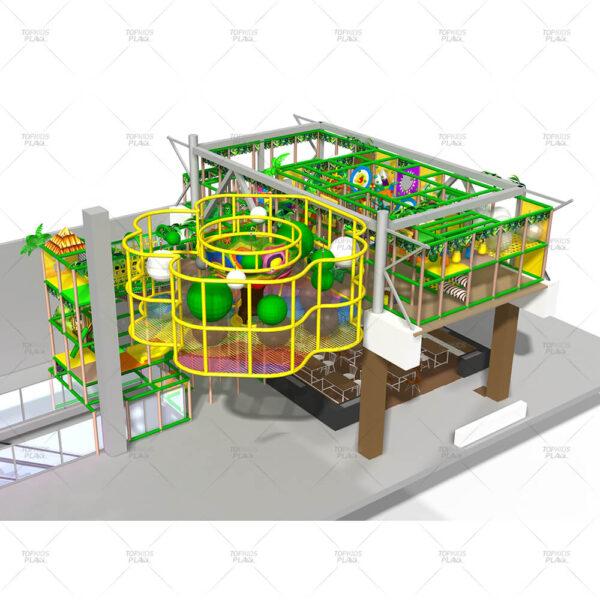 Restaurant Used Playground