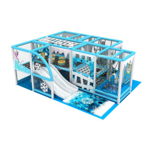 Small Snow Theme Playground